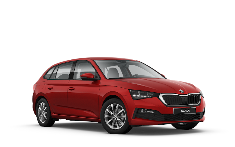 Skoda Scala 115KM Ambition