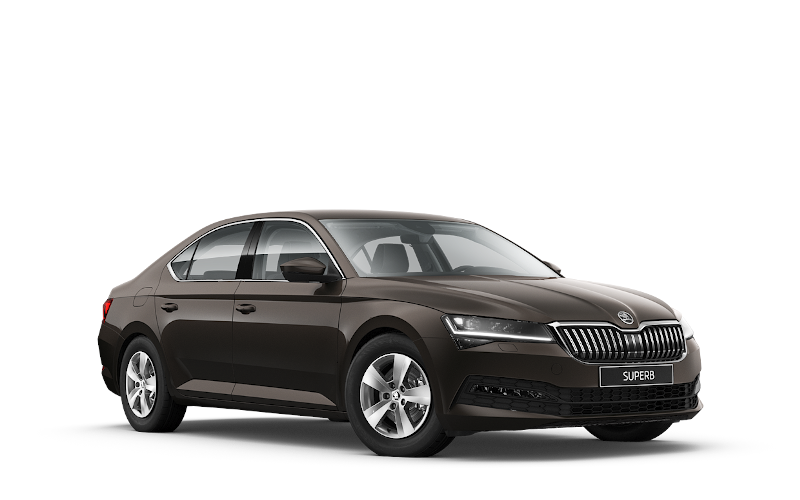 Skoda Superb 150KM Ambition