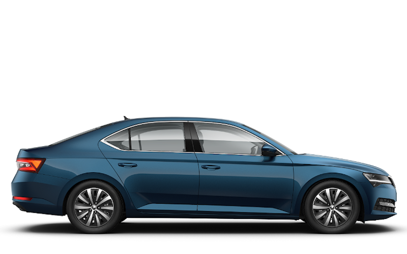 Skoda Superb 150KM Ambition DSG